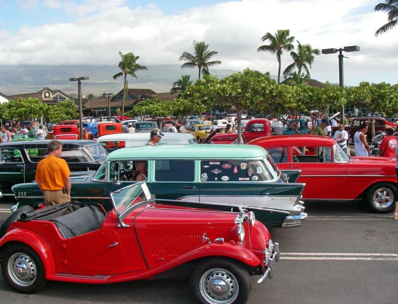 Hot rod scene in Hawaii? is there much of one? | The H.A.M.B.