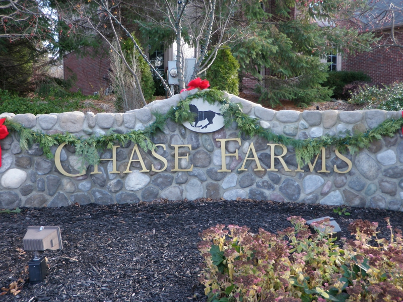 Novi Michigan Chase Farms
