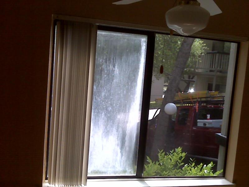 fogging dual pane windows can be a quick fix. Black Bedroom Furniture Sets. Home Design Ideas