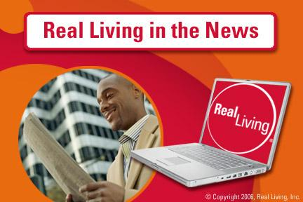 Real Living in the News