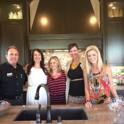 Newman village frisco tx lunch with Darling homes