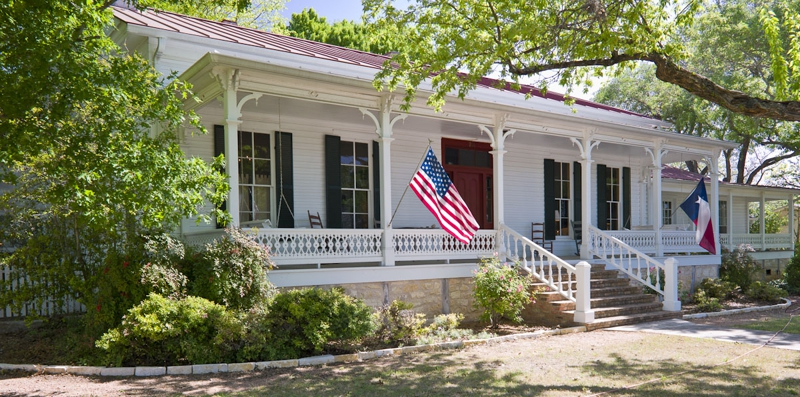 Comfort Texas Downtown Historic Home For Sale Hill Country