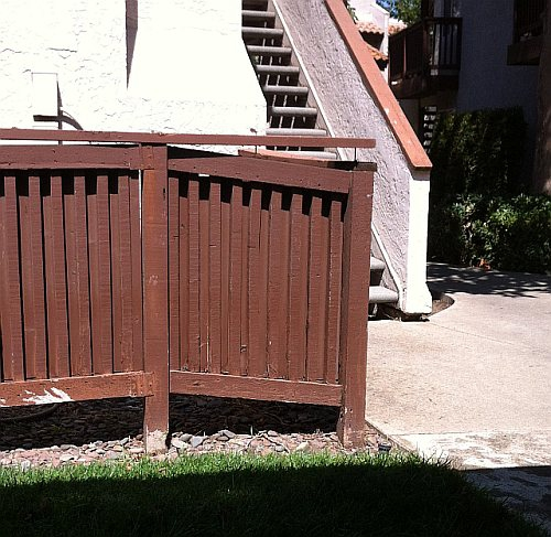 Sacramento fence repair and replacement