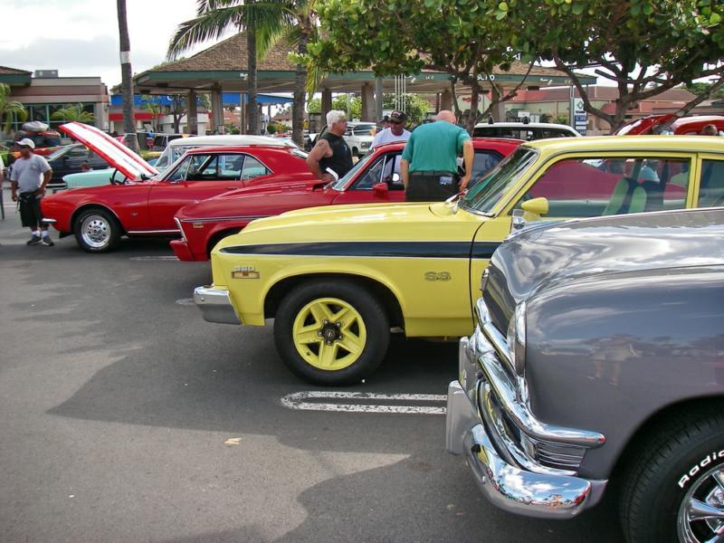 Craigslist Hawaii Oahu Cars: 2009 Classic Car Show Pictures