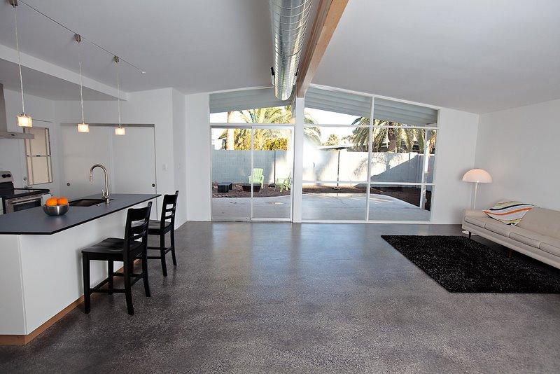 Mid century modern flooring alyssamyers Mid century modern flooring
