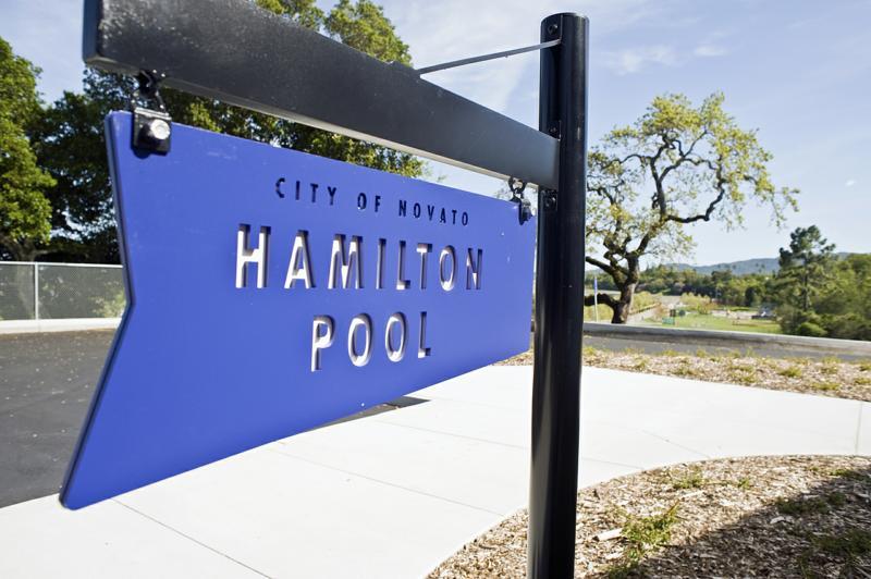 Hamilton field pool is open hamilton field novato novato101 homes real estate in novato for Hamilton swimming pool san francisco