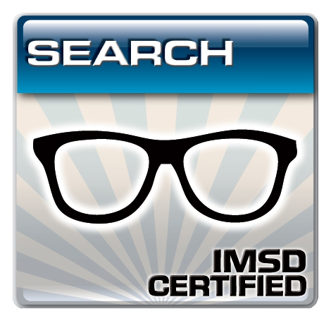 IMSD Search Badge