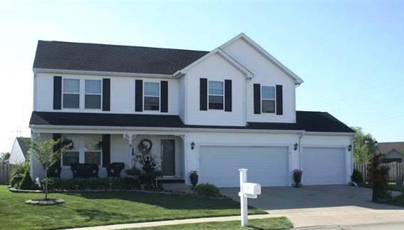West Lafayette 4 Bedroom Home For Sale Basement 3 Car Garage By Purdue
