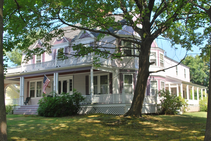 elegant 1872 victorian home for sale in lakes region nh
