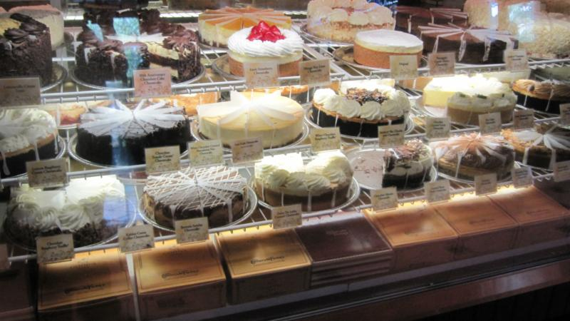 Cheese Cake Factory At Tomball Texas