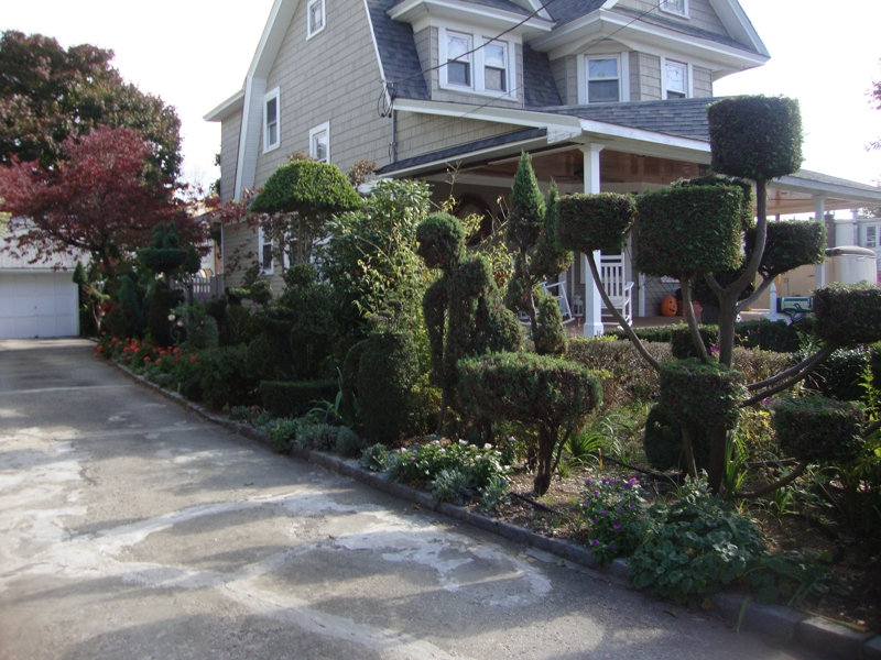 frong yard feng shui port wahsington long island ny