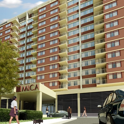 MICA Penthouse - Highest Condo Sale Silver Spring 2012