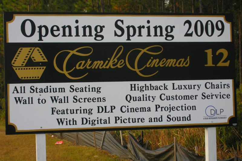 New Carmike Cinemas Fleming Island