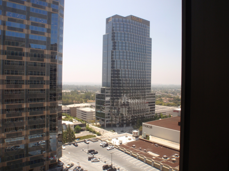 glimpses from Century City