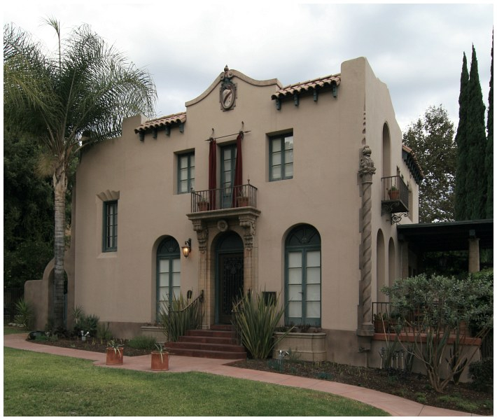 """Los Angeles 411"" The Historical Upton Sinclair House In"