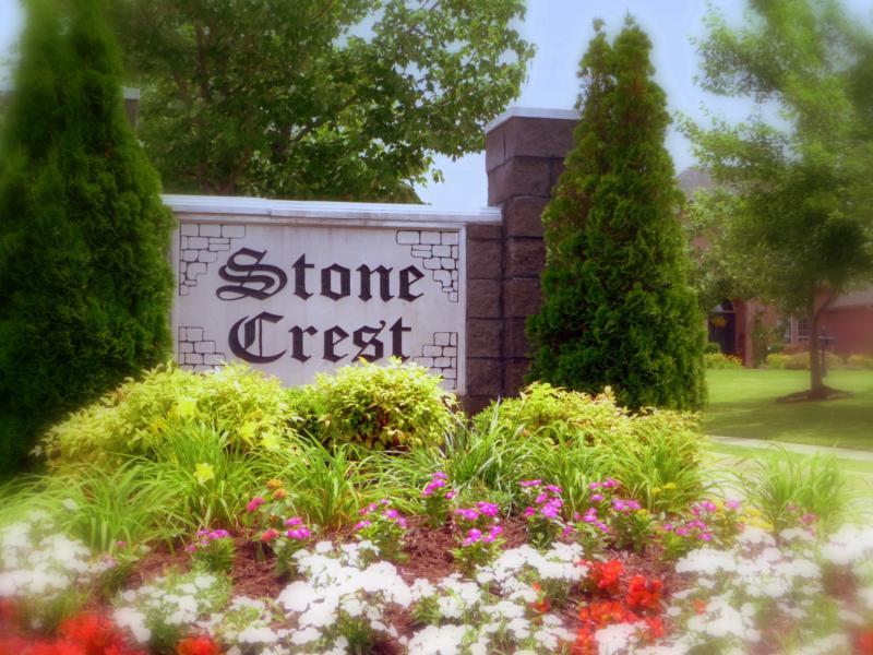 Stonecrest Subdivision in Springdale, AR