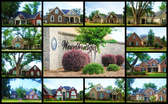 Homes for sale in the woodbridge subdivision in warner for Home builders in warner robins ga