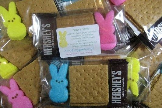 Cute Easter Smores 39 Idea With Peeps