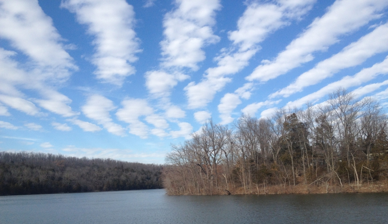 Enjoy the Lake in Missouri