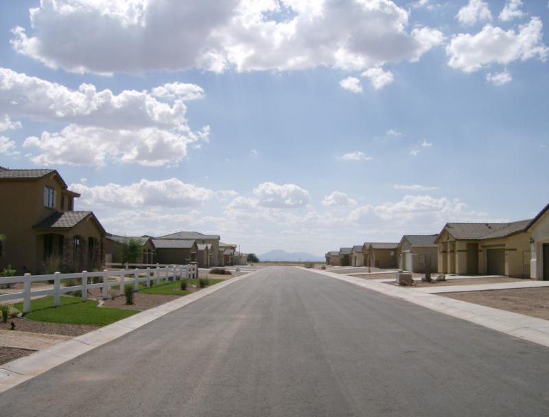 Arizona City Live Oak Ranch Subdivision