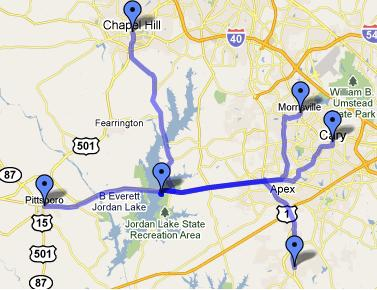 Best Places To Live Near Jordan Lake Raleigh Relocation Guide