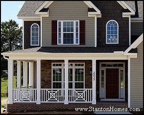 Half Round Window Picture | Custom Home Windows Design | Window Styles For  Custom Homes