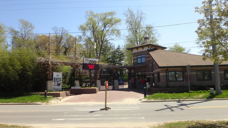 Washington park zoo in michigan city indiana 46360 for What county is michigan city indiana in