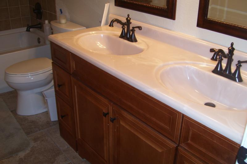 New Bath Vanities