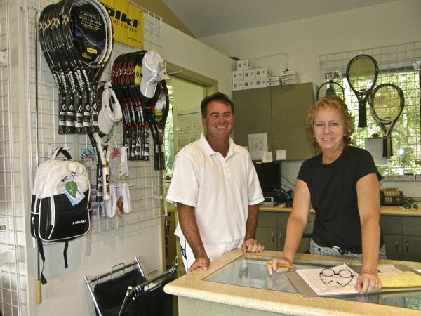 Pelican Bay South Tennis Pro Shop