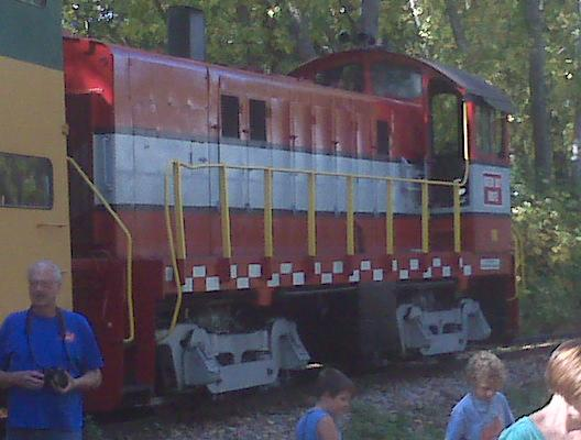 Green Bay National Railroad Museum