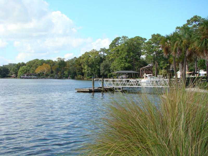 Ortega River, Jacksonville Florida