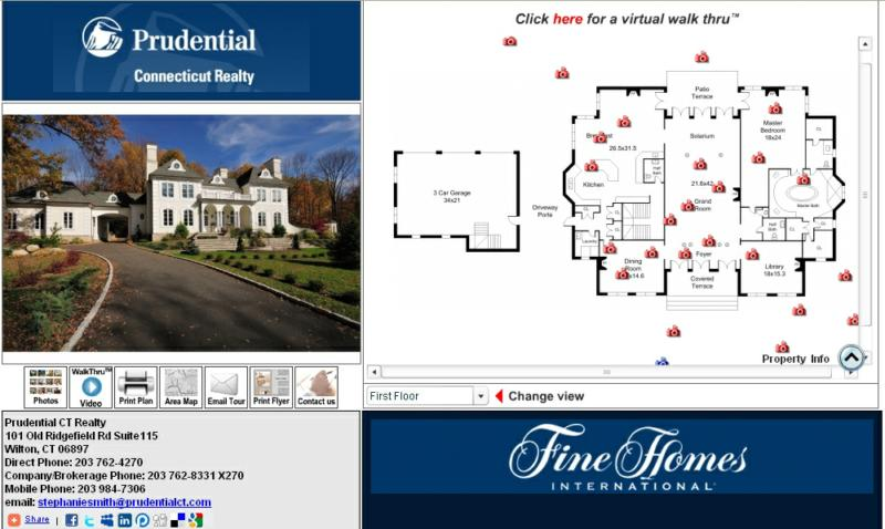 Virtual Tour Of The Week 7 Fireplaces But Is It Cozy
