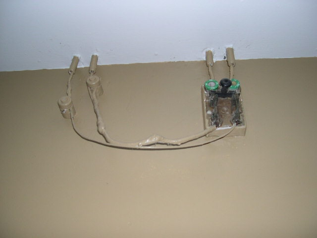 home inspection electrical nightmare what s next for the sellers exposed fuse box yes it is live