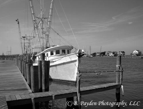 Fishing Boat - Chincoteague, VA.