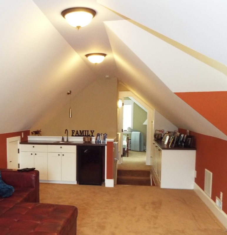 Ing Says New Finished Attic E But Is It Habitable