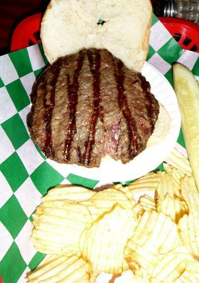 Poncabird Hamburger