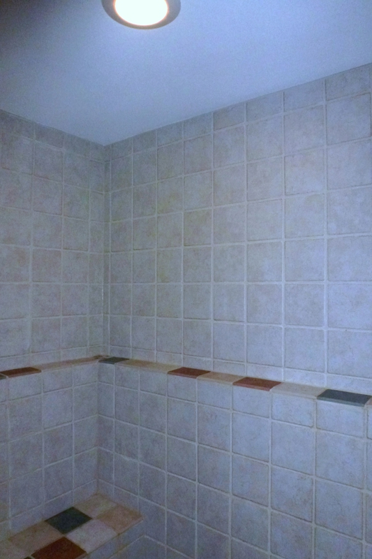 Walk in Shower With Seat..7014 Deerfield Rd HomeRome 410-530-2400