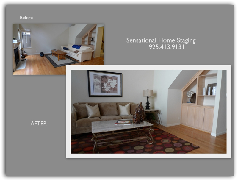 Walnut Creek AFTER Home Staging