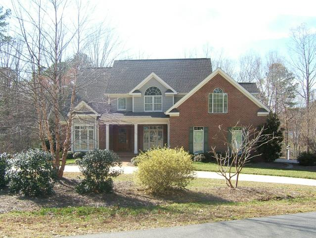 home in Westlake Valley in Sanford, NC