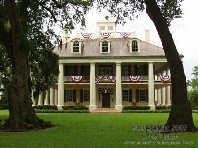 Patterson - Louisiana House Plans Country French Home Plans