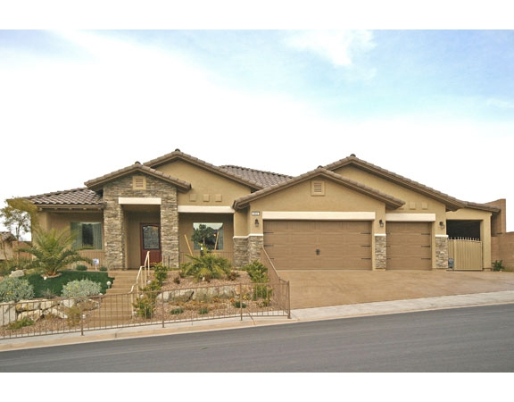 Fully Furnished Model Home For Sale Boulder City Nevada 89005