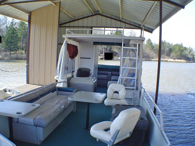 Our Pontoon Boat With A Marine Bathroom Als. Pontoon Boat Bathroom   Bathroom