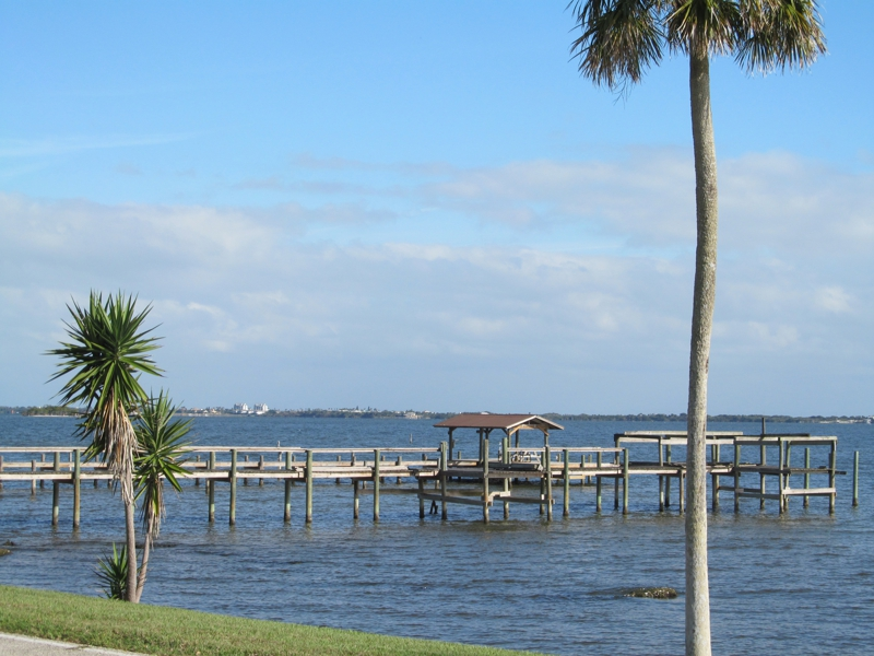 Direct Indian Riverfront Beauty, Rocky Point Road, Malabar FL