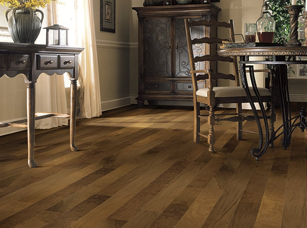 American Walnut dark hardwood westchester county