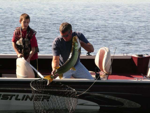 Lake hopatcong great fishing for Lake hopatcong fishing
