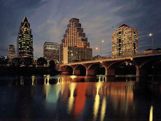 austin texas real estate - austin skyline