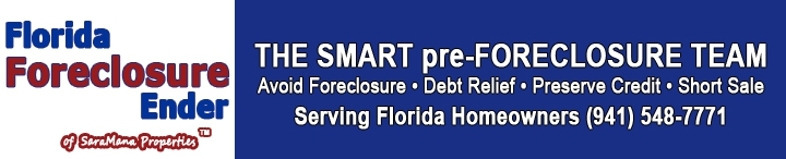 Florida Foreclosure Ender - Sarasota & Manatee Counties Florida Short Sale