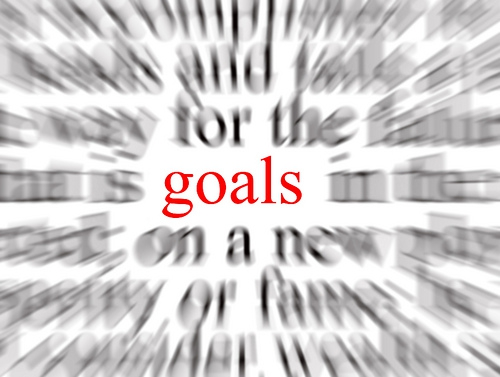 Set goals and stay on task