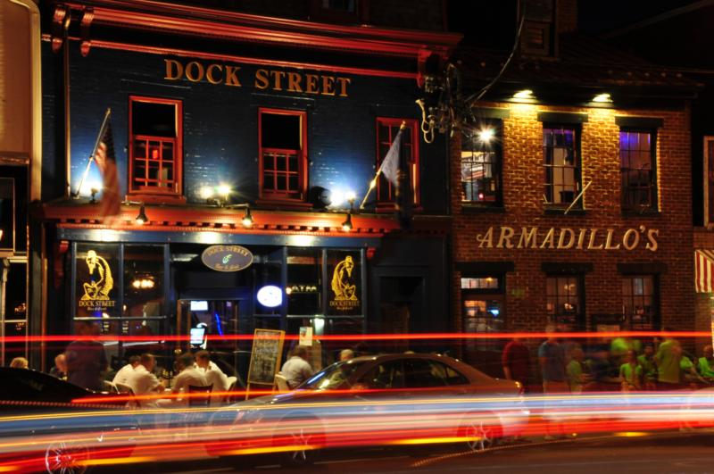 Dock Street Bar and Grill, Annapolis, Maryland, 21401