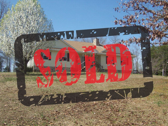 SOLD - Cumberland Homes for Sale-Price Reduced on Beautiful Contemporary Ranch- Cumberland County Real Estate-Central Virginia